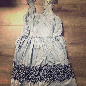Super cute jean dress
